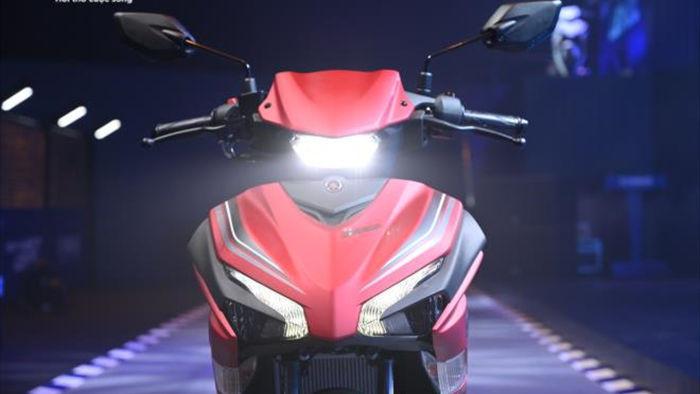 Ảnh: Cận cảnh 'siêu phẩm' Yamaha Exciter 155 VVA vừa ra mắt tại Việt Nam - 5