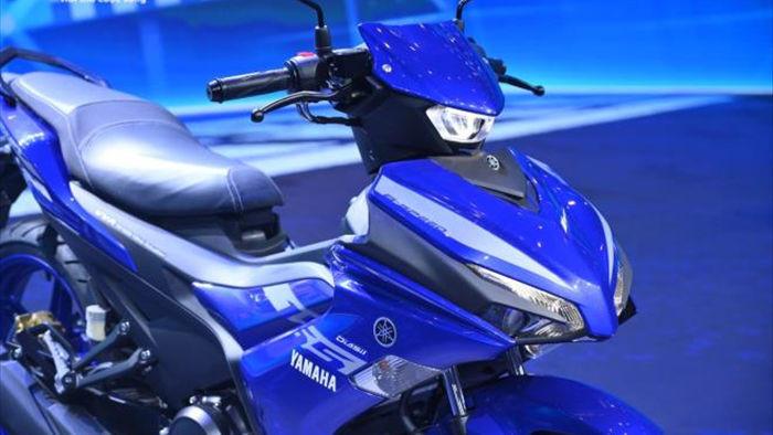 Ảnh: Cận cảnh 'siêu phẩm' Yamaha Exciter 155 VVA vừa ra mắt tại Việt Nam - 4