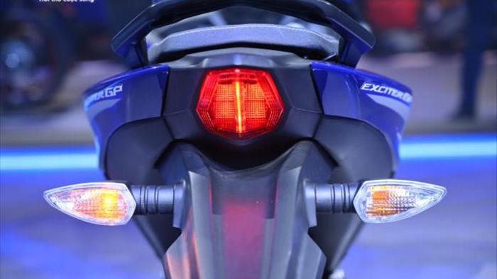 Ảnh: Cận cảnh 'siêu phẩm' Yamaha Exciter 155 VVA vừa ra mắt tại Việt Nam - 14
