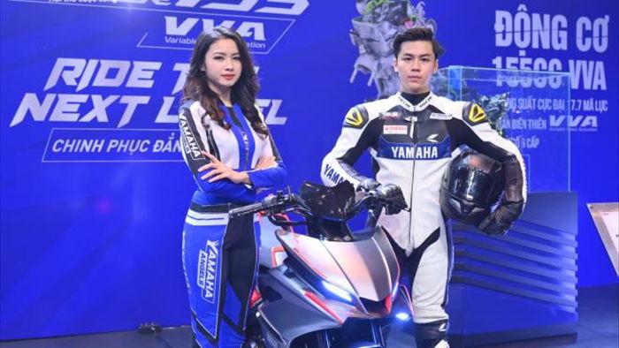 Ảnh: Cận cảnh 'siêu phẩm' Yamaha Exciter 155 VVA vừa ra mắt tại Việt Nam - 1