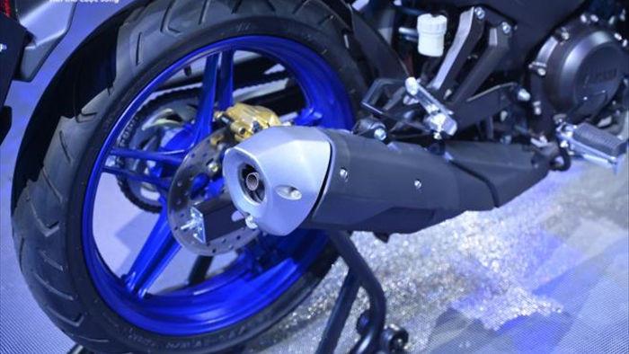 Ảnh: Cận cảnh 'siêu phẩm' Yamaha Exciter 155 VVA vừa ra mắt tại Việt Nam - 8