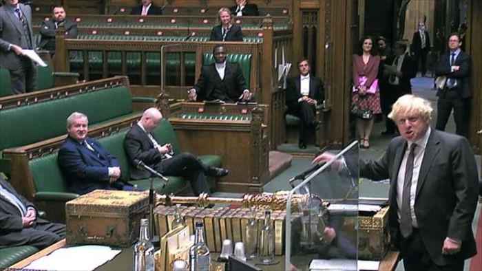 Hạ viện Anh thông qua thỏa thuận thương mại hậu Brexit với EU - 1