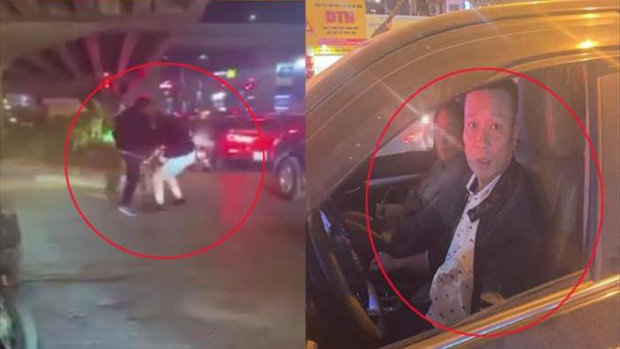 Tìm thấy tài xế đánh người trọng thương khi bị nhắc gây ùn ứ giao thông - 1