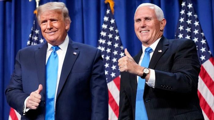 Phó tổng thống Mỹ bất ngờ ủng hộ lật kèo bầu cử - 1