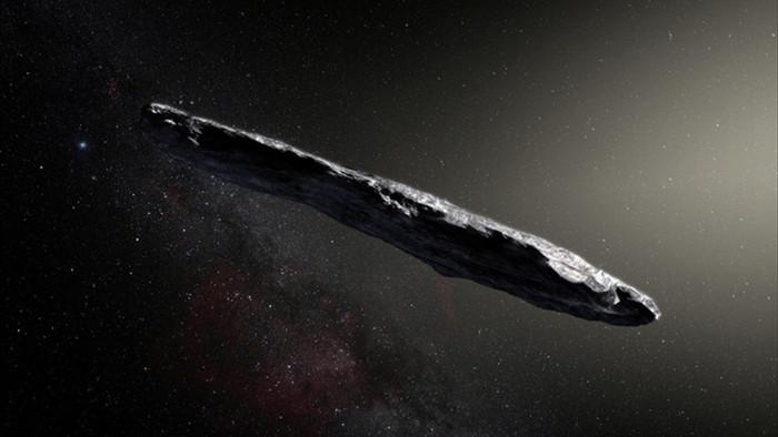 Rác của người ngoài hành tinh đã đi qua Trái đất? - 1