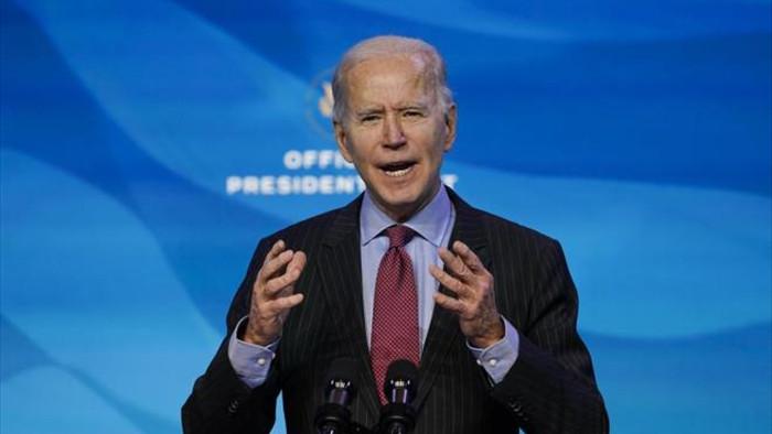 Tổng thống đắc cử Joe Biden: Quốc hội Mỹ sẽ quyết định việc luận tội ông Trump - 1