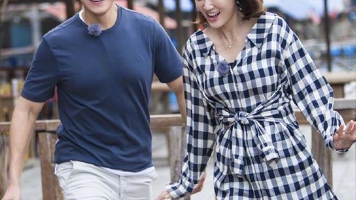 'Nữ hoàng xứ Đài' Trần Kiều Ân hạnh phúc bên bạn trai kém 9 tuổi