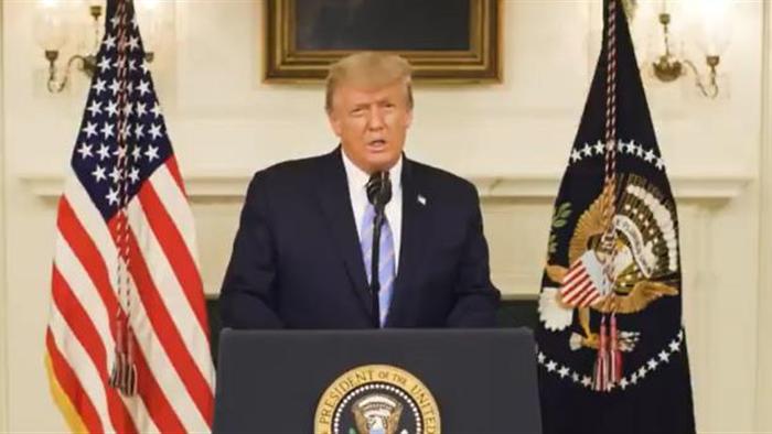 Hơn 170 chữ ký ủng hộ luận tội ông Trump trong 2 ngày - 1