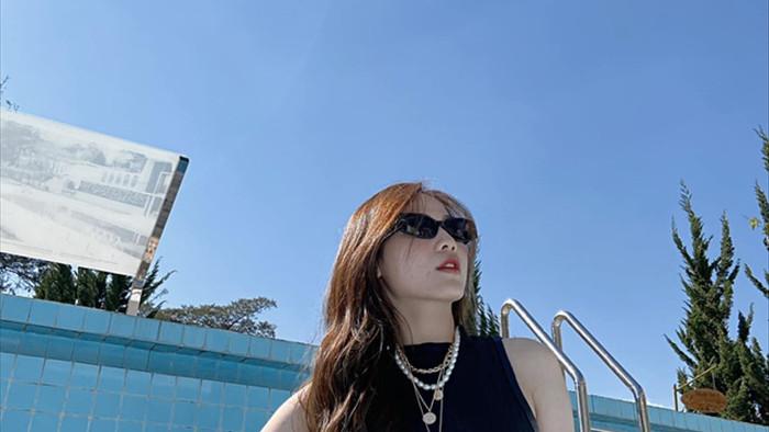 Hot girl 9X: Phụ nữ đẹp nhất khi tự làm chủ được cuộc sống của mình - 6