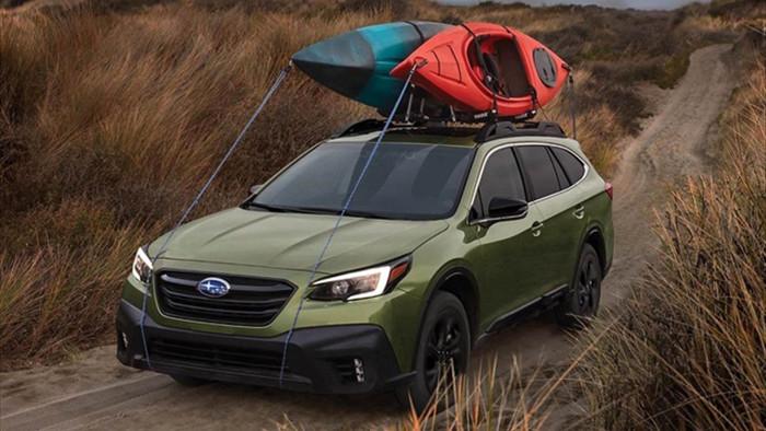 Subaru Outback 2021 sắp về Việt Nam, cạnh tranh Mercedes-Benz GLC - 1