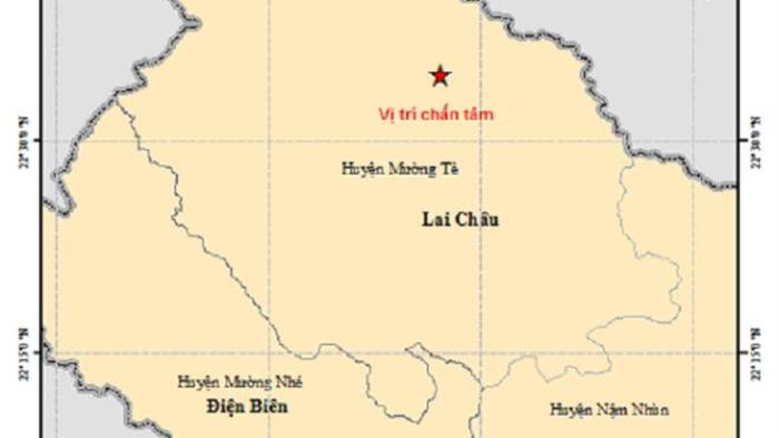 Lai Châu xảy ra động đất mạnh 3,6 độ richter - 1