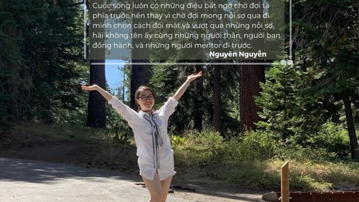 Cô gái Việt làm nail trở thành kế toán tại văn phòng chính phủ tiểu bang Mỹ - 1