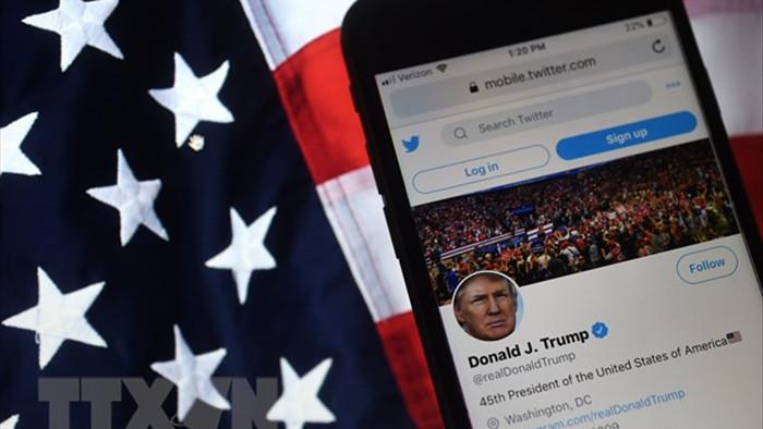 Lanh dao Twitter: Dong tai khoan Tong thong Trump la tien le nguy hiem hinh anh 1