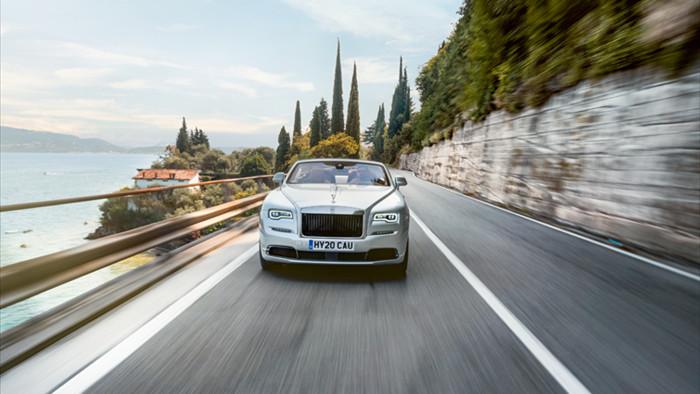 Bộ sưu tập Rolls-Royce trong năm 2020 có nhiều đột phá về ý tưởng