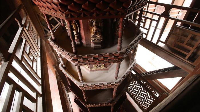 Chiêm ngưỡng bảo vật quốc gia mới: Kiệt tác Cửu phẩm liên hoa chùa Bút Tháp - 10