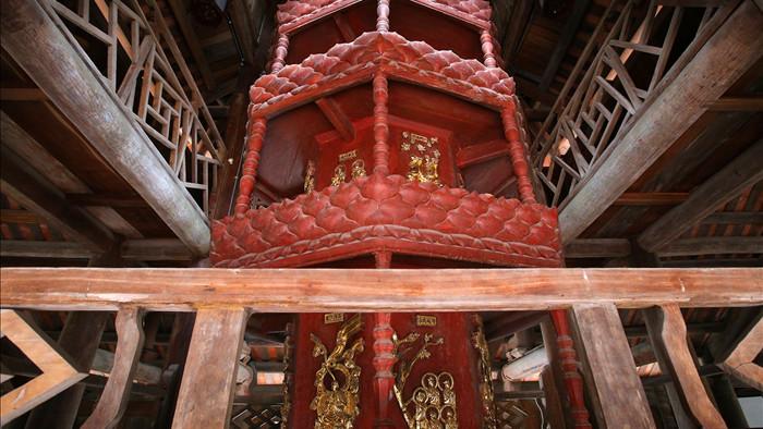 Chiêm ngưỡng bảo vật quốc gia mới: Kiệt tác Cửu phẩm liên hoa chùa Bút Tháp - 15