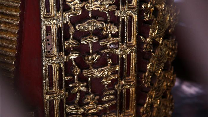 Chiêm ngưỡng bảo vật quốc gia mới: Kiệt tác Cửu phẩm liên hoa chùa Bút Tháp - 6