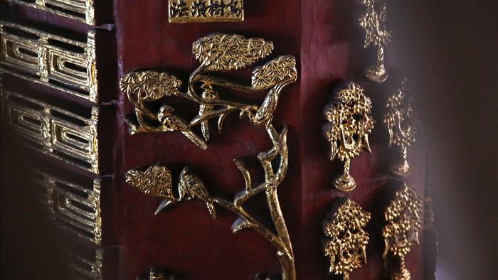 Chiêm ngưỡng bảo vật quốc gia mới: Kiệt tác Cửu phẩm liên hoa chùa Bút Tháp - 8