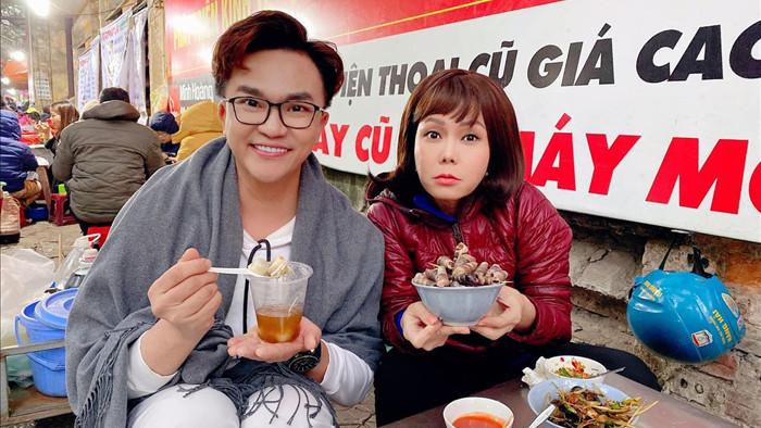 Tăng Thanh Hà đăng ảnh tình tứ mừng sinh nhật ông xã