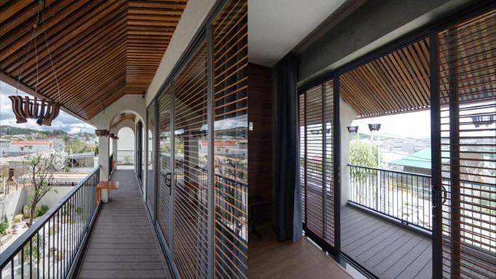 Nội thất sang chảnh trong căn biệt thự 400 m2 trên đỉnh đồi ở Đà Lạt - 10