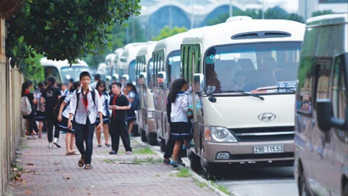 Từ 24/1, những xe nào bị cấm đường tại Hà Nội?