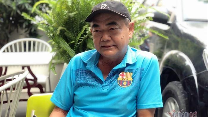 Cuộc sống ở trọ, không vợ con của NSND Việt Anh tuổi 63