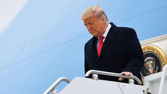 Luận tội ông Trump: Thượng viện Mỹ có quyền xét xử? - 1