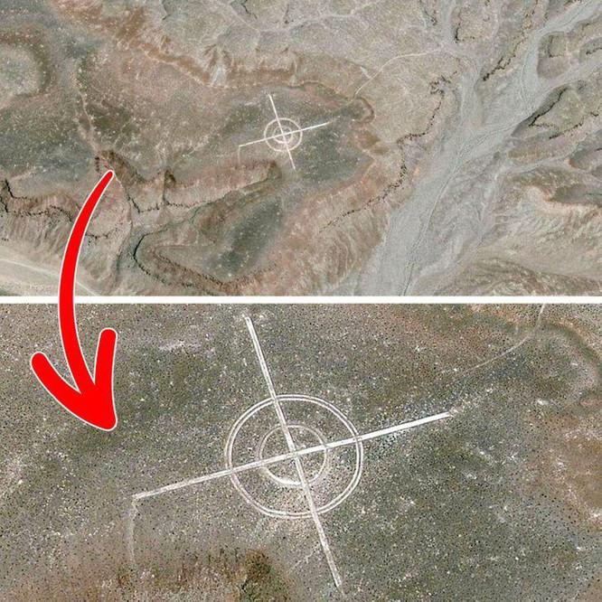 """10 """"vật thể lạ"""" được khám phá qua ứng dụng Google Maps ảnh 10"""