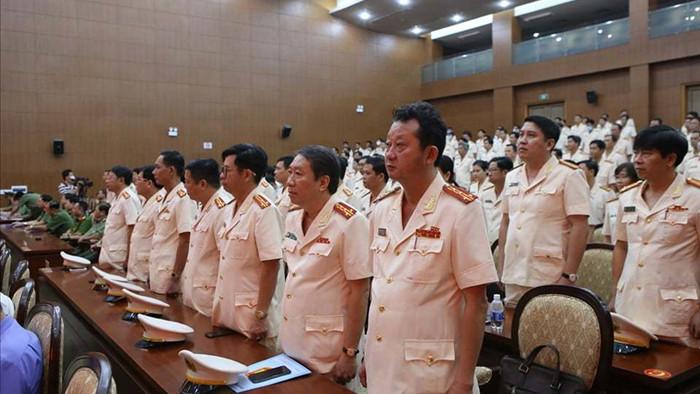 Đại tá Nguyễn Hoàng Thắng làm Trưởng Công an TP Thủ Đức