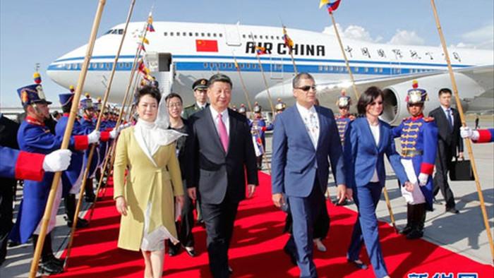 Mỹ rót tiền cứu quốc gia sân sau khỏi bẫy nợ Trung Quốc - 2
