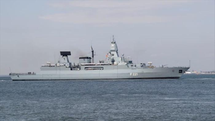 Đức có thể điều chiến hạm tới Biển Đông - 1