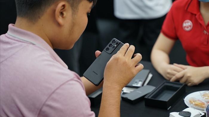 Galaxy S21 giảm giá 5-6 triệu đồng trước khi mở bán chính thức