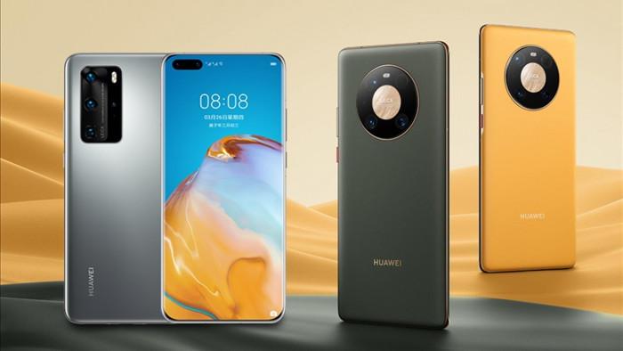 Huawei phủ nhận bán dòng smartphone cao cấp P và Mate