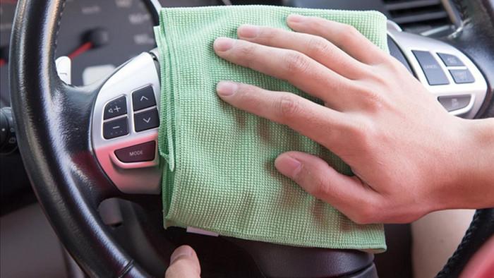 thói quen gây hại xe