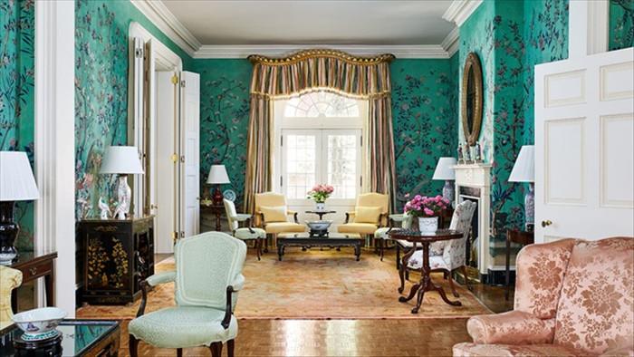 Nữ Phó Tổng thống đầu tiên của nước Mỹ sống ở ngôi nhà như thế nào? - 5