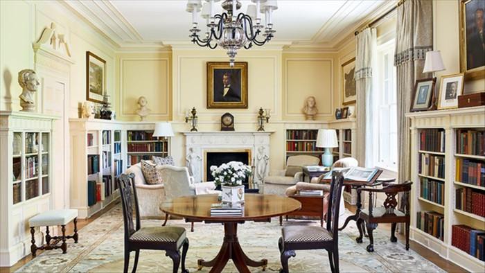Nữ Phó Tổng thống đầu tiên của nước Mỹ sống ở ngôi nhà như thế nào? - 6