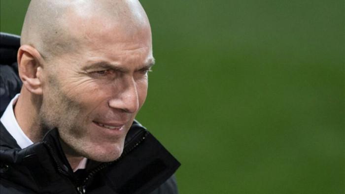 Zidane bị sa thải nếu Real Madrid không giành Cúp C1