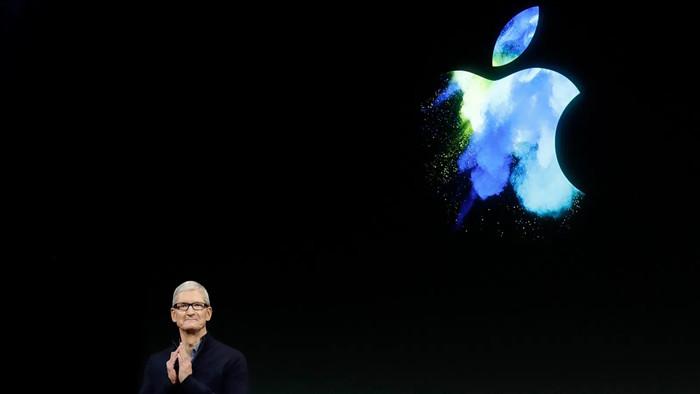 Cổ phiếu Apple tăng thần tốc đến 45.697% trong 20 năm qua - Ảnh 1.