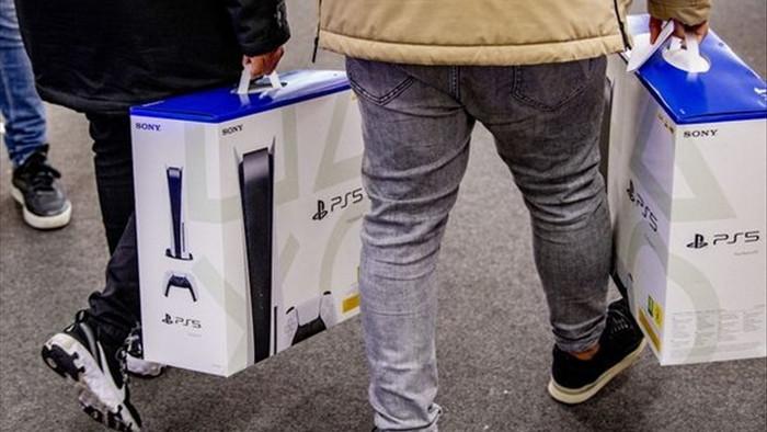 Bán được 4,5 triệu máy PS5, Sony vẫn than lỗ