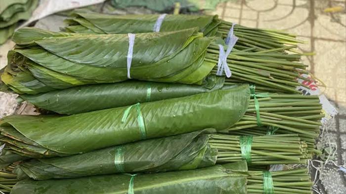 Chợ lá dong đông đúc nhất Sài Gòn chỉ còn vài người bán - Ảnh 4.