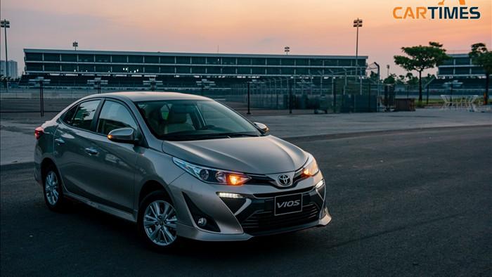 Toyota trở thành thương hiệu được tìm kiếm nhiều nhất trên toàn cầu