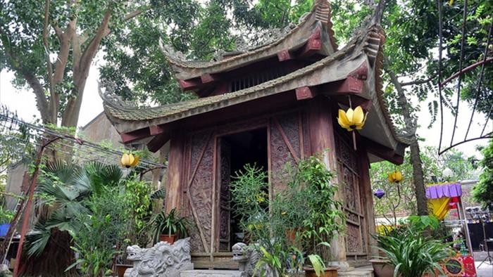 Tượng Phật từ đá quý nguyên khối trong ngôi chùa nghìn năm tuổi ở Hà Nội - 3