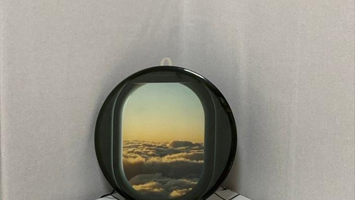Ra mắt đèn cửa sổ máy bay cho người thích sống ảo - 2