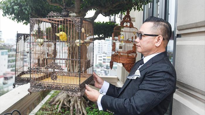 Săn lùng hoàng mào chơi Tết, đại gia thuê hẳn xe riêng đón chim quý về nhà - 2
