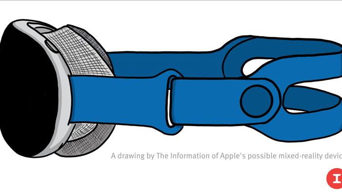 Đây là kính thực tế của Apple: Thiết kế dạng mô-đun như AirPods Max, 2 màn hình 8K, công nghệ theo dõi chuyển động mắt... - Ảnh 1.
