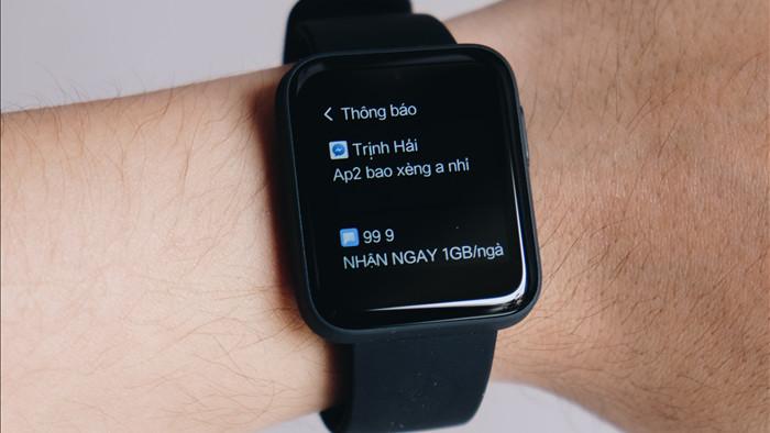 Trên tay Xiaomi Mi Watch Lite: Smartwatch hỗ trợ GPS giá rẻ, tiếng Việt hỗ trợ đầy đủ - Ảnh 19.