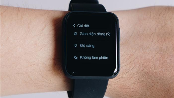 Trên tay Xiaomi Mi Watch Lite: Smartwatch hỗ trợ GPS giá rẻ, tiếng Việt hỗ trợ đầy đủ - Ảnh 18.