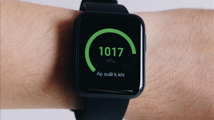 Trên tay Xiaomi Mi Watch Lite: Smartwatch hỗ trợ GPS giá rẻ, tiếng Việt hỗ trợ đầy đủ - Ảnh 17.