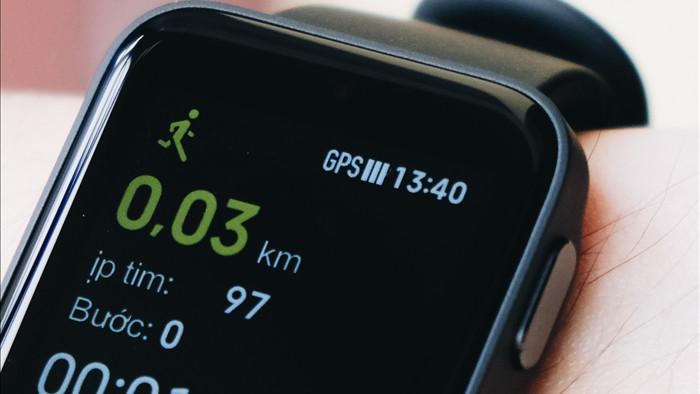 Trên tay Xiaomi Mi Watch Lite: Smartwatch hỗ trợ GPS giá rẻ, tiếng Việt hỗ trợ đầy đủ - Ảnh 15.