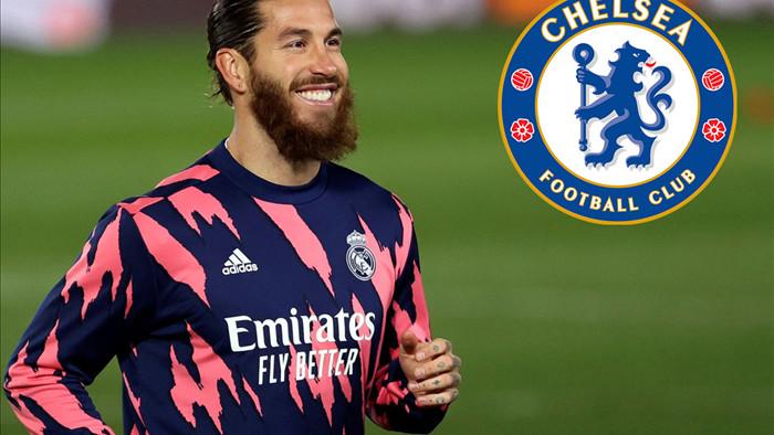 Chelsea mời Sergio Ramos bằng lương 'khủng'